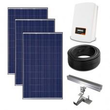 10 kW saulės jėgainė SOLIS